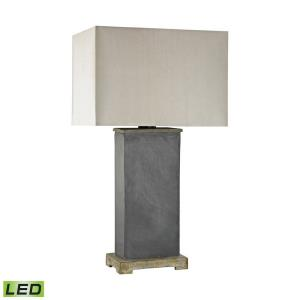 """Elliot Bay - 28"""" 9.5W 1 LED Outdoor Table Lamp"""