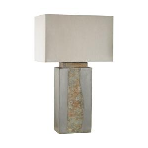 Musee - One Light Outdoor Table Lamp
