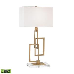 "Duet - 27"" 9.5W 1 LED Table Lamp"