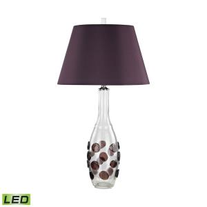 "Confiserie - 30"" 9.5W 1 LED Table Lamp"