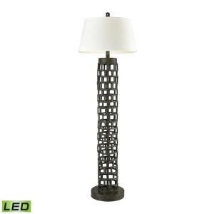 "Rook - 62"" 1 LED Floor Lamp"