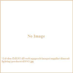 Light Thrust - One Light Chandelier
