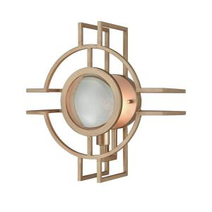 Lens Flair - One Light Wall Sconce