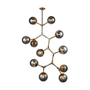 Synapse - Eleven Light Large Chandelier