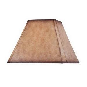 "Accessory - 12"" Square Cut Corner Shade (Sold as a 4 Pack)"