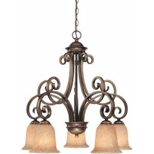 Medici - Five Light Chandelier