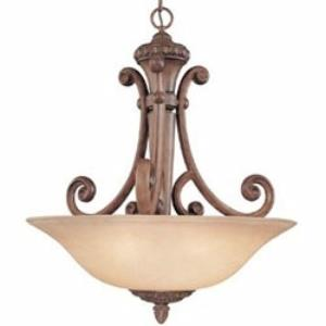 Carlyle - Three Light Pendant