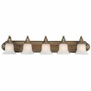 Richland - Five Light Bath Bar