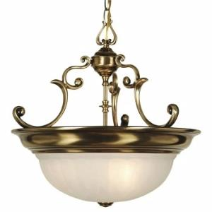 Richland - Three Light Bowl Pendant