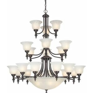 Richland - Twenty - Six Light Chandelier