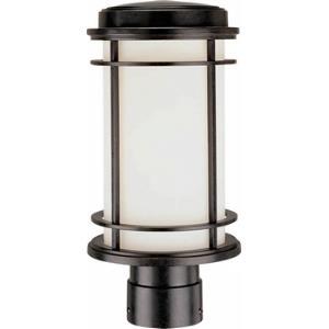 La Mirage - One Light Outdoor Post Light