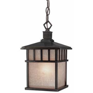 Barton - One Light Outdoor Pendant