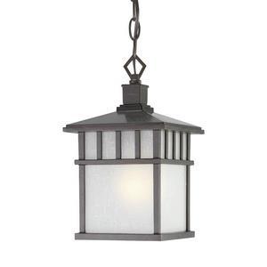 Barton - One Light Outdoor Hanging Fixture