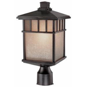 Barton - One Light Outdoor Post Mount