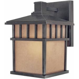Barton - One Light Outdoor Wall Mount