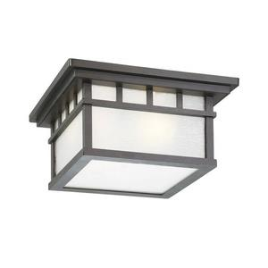 Barton - Two Light Flush Mount