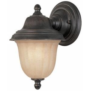 Helena - One Light Outdoor Wall Lantern