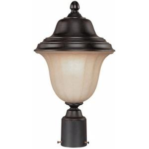 Helena - One Light Outdoor Post Lantern