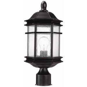 Barlow - One Light Outdoor Post Lantern
