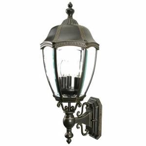 Roseville - Three Light Outdoor Wall Lantern