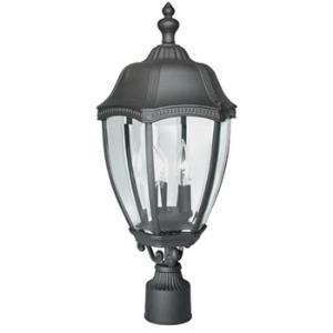 Roseville - Three Light Outdoor Post Mount
