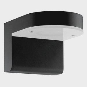 """Jalon - 5.13"""" 25W 2 LED Outdoor Wall Sconce"""