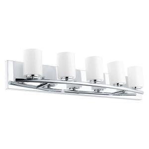 Abete - Five Light Bath Vanity