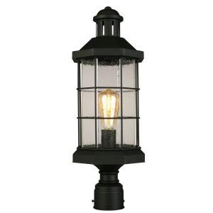 San Mateo Creek - One Light Outdoor Post Lantern