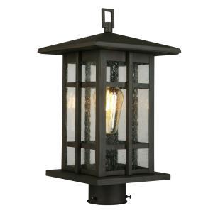 Arlington Creek - One Light Outdoor Post Lantern