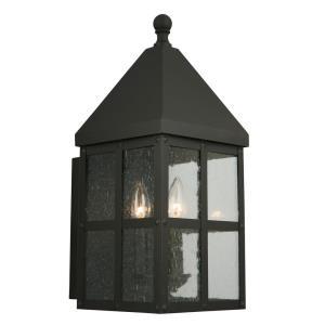 Creston Creek - Three Light Outdoor Wall Lantern