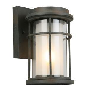 "Helendale - 10"" One Light Outdoor Wall Lantern"