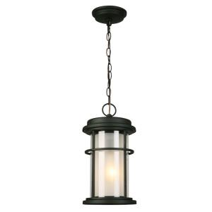 Helendale - One Light Outdoor Pendant