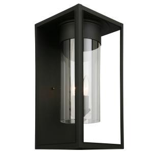 "Walker Hill - 17.99"" One Light Outdoor Wall Lantern"