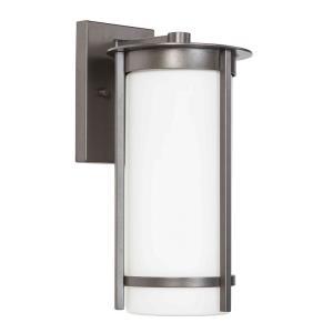 "Truxton - 14.13"" One Light Outdoor Wall Lantern"