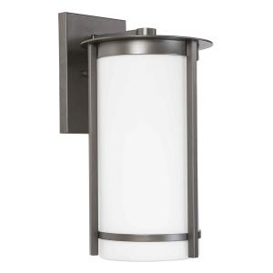 "Truxton - 15.88"" One Light Outdoor Wall Lantern"