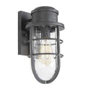 Braemore - One Light Outdoor Wall Lantern