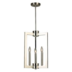 Jordan - Three Light Outdoor Pendant
