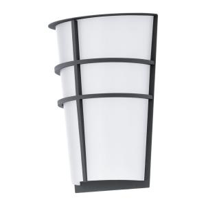 """Breganzo - 9.84"""" 5W 2 LED Outdoor Wall Light"""