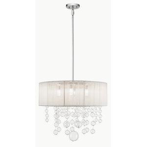 Imbuia - Five Light Round Pendant