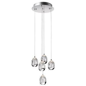 """Lavinia - 12"""" 20.4W 30 LED Cluster Pendant"""