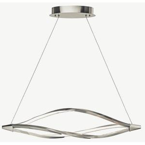 Meridian - 43.25 Inch 48.8W 468 LED Island Pendant