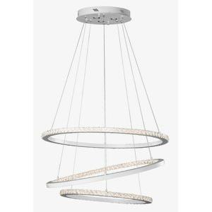 "Allos - 35.5"" 4000K 6 LED Chandelier"