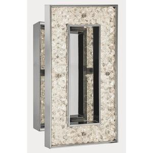 Crushed Ice - 12 Inch 1 LED Wall Sconce
