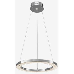 Crushed Ice - 24 Inch 3000K 2 LED Chandelier