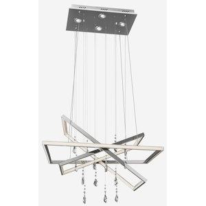 Maze - 28.25 Inch 7 LED Chandelier