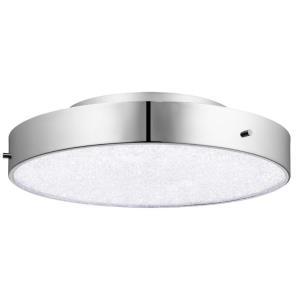 Crystal Moon - 15.75 Inch 1 LED Flush Mount