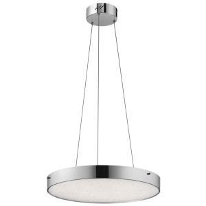 Crystal Moon - 19.75 Inch 1 LED Pendant