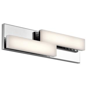 Zagg - 20 Inch 2 LED Linear Bath Vanity