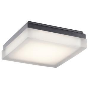 """9"""" 1 LED Square Flush Mount"""