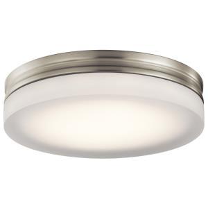"""11"""" 1 LED Round Flush Mount"""